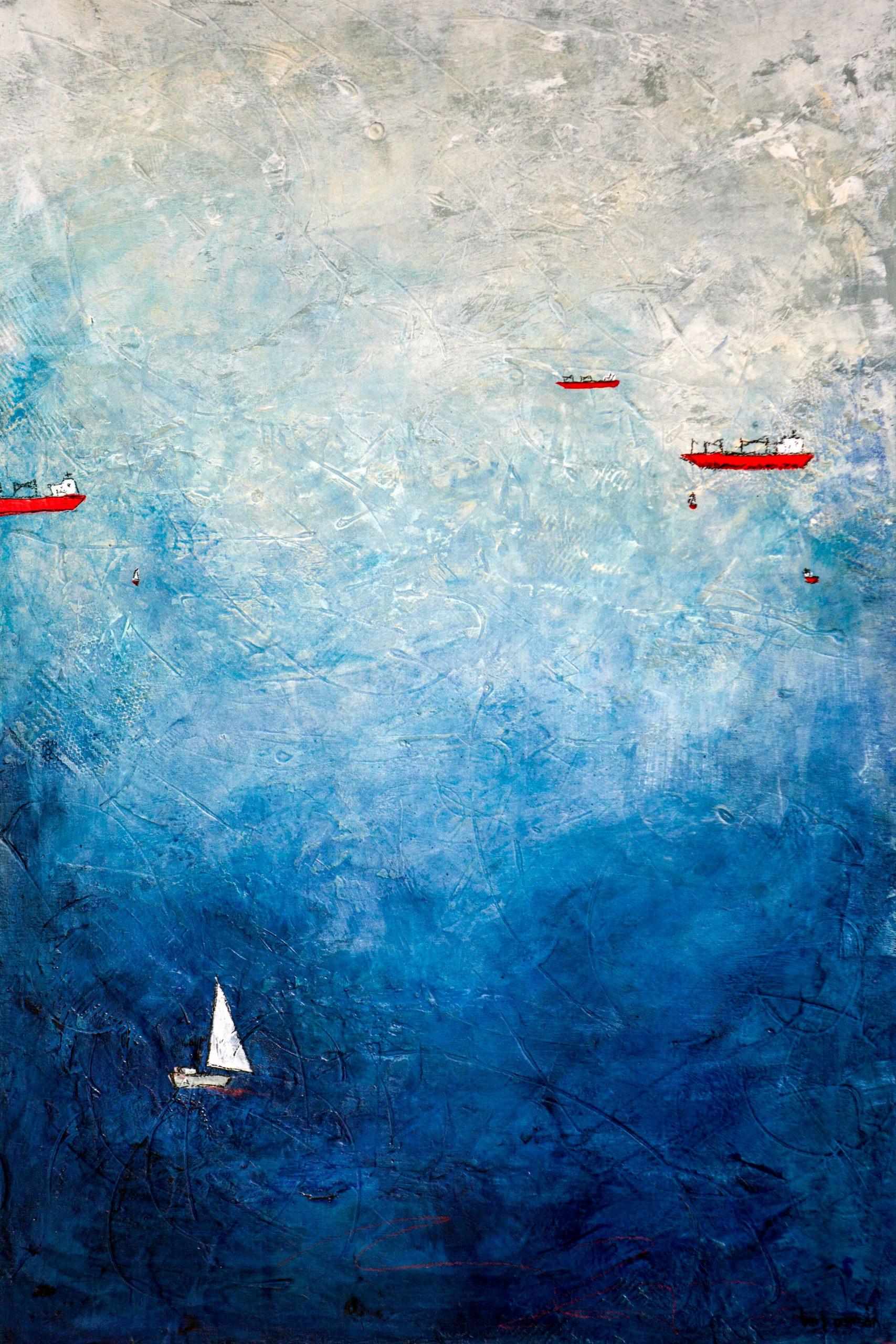 Artwork, painting, fineart